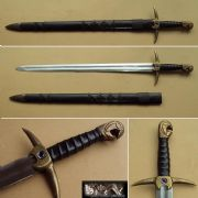 Viking Dragon Sword from the Pathfinder Movie